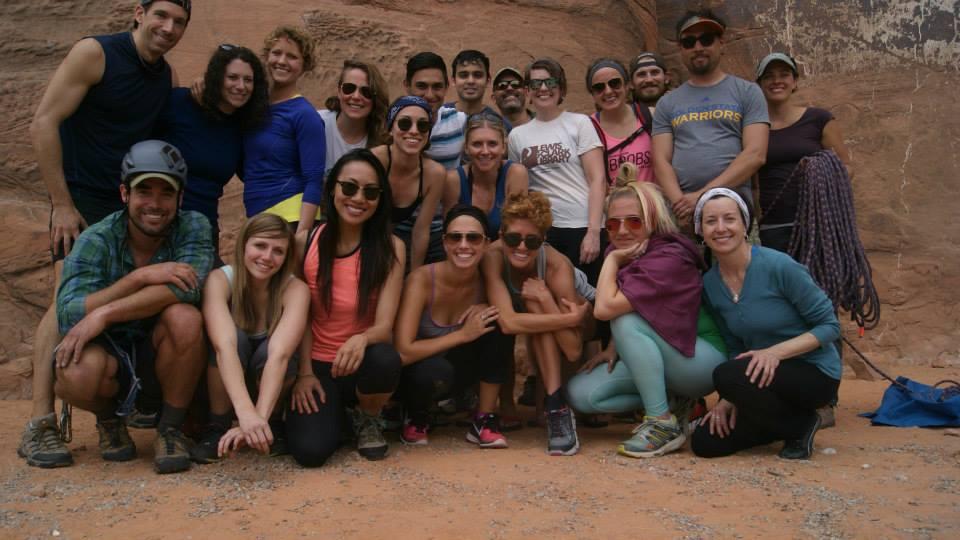 Rock Climbing Group